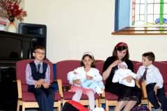 Binecuvantare de copii